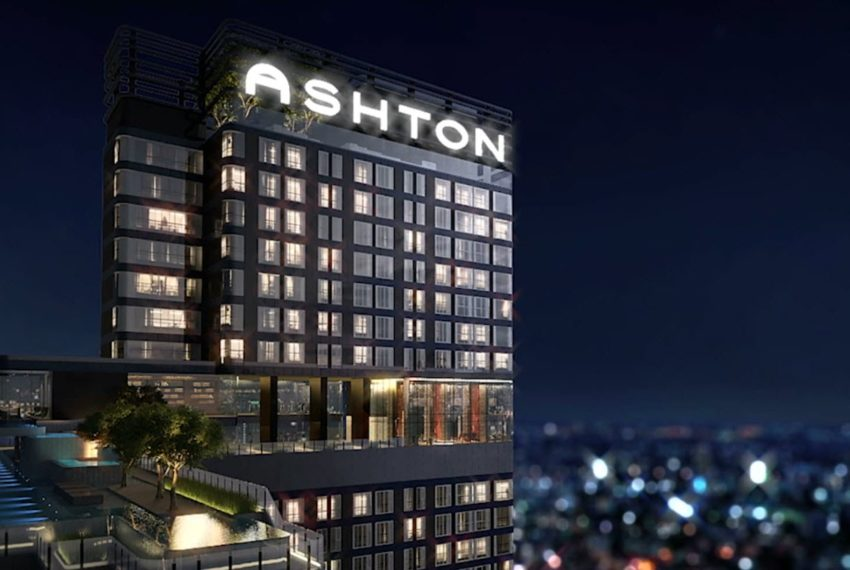 Ashton Chula Silom by Ananda - roof