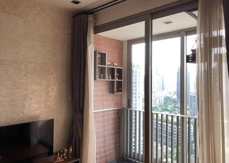 Ashton Morph Sukhumvit 42 - 2bedroom 1 bathroom - balcony