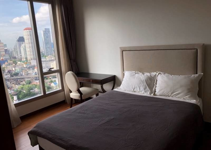 Ashton Morph Sukhumvit 42 - 2bedroom 1 bathroom - bedroom1