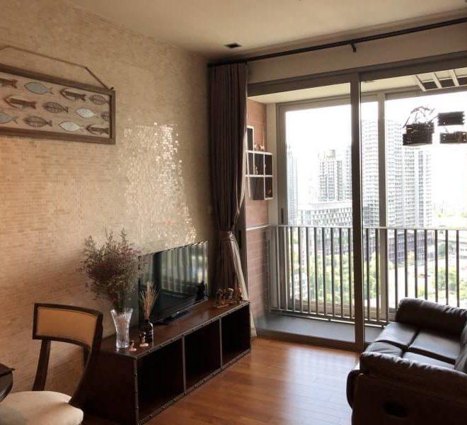 Ashton Morph Sukhumvit 42 - 2bedroom 1 bathroom - living room