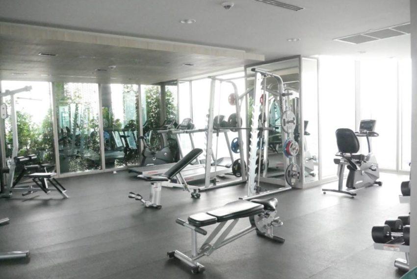 Ashton Morph Sukhumvit 42 - gym