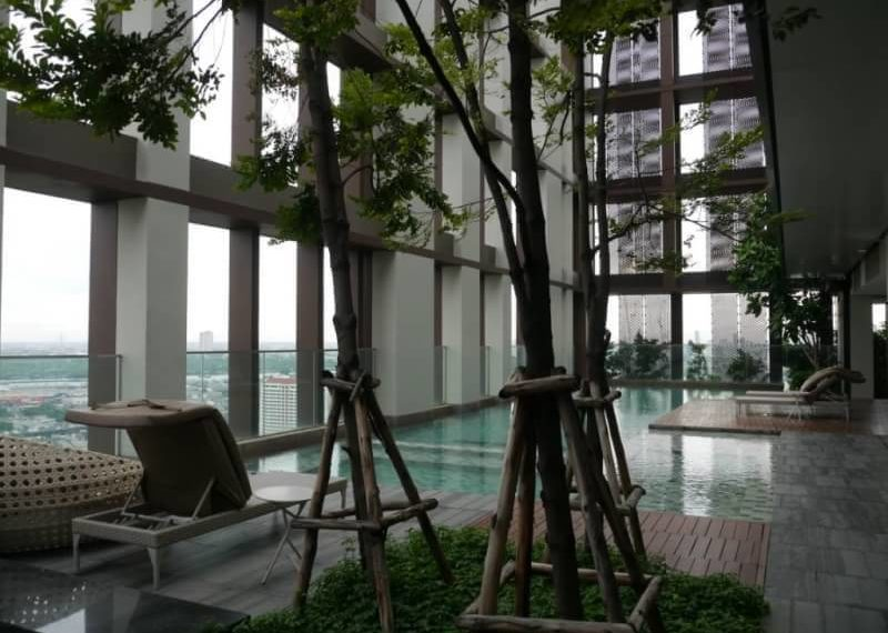 Ashton Morph Sukhumvit 42 - pool