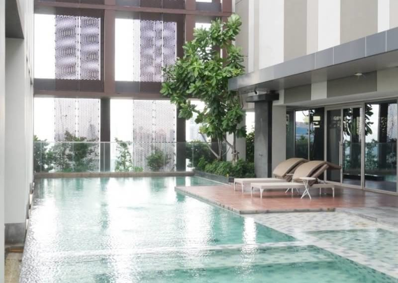 Ashton Morph Sukhumvit 42 - swimming pool