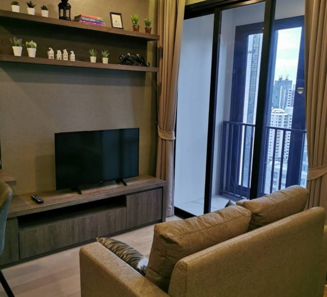 Sukhumvit flat for rent near Terminal 21 - 1 bedroom - Ashton Asoke Condominium