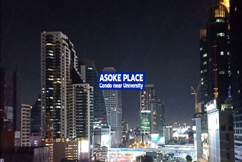 Asoke Place 1 by REMAX CondoDee