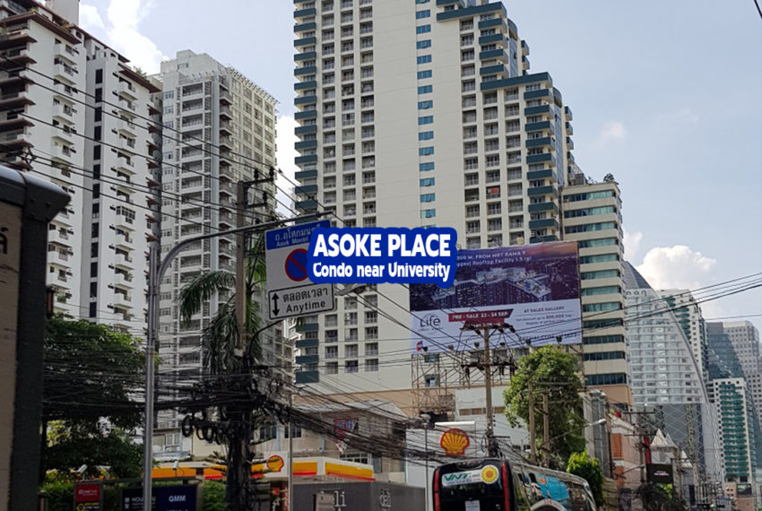Asoke Place 2 by REMAX CondoDee