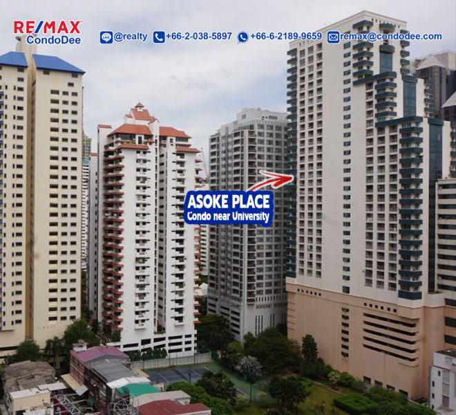 Asoke Place by REMAX CondoDee