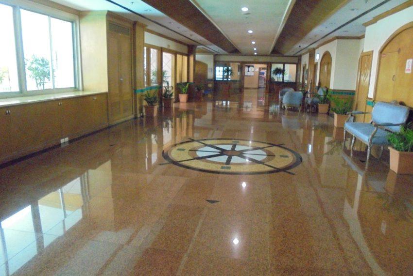 Asoke Place lobby