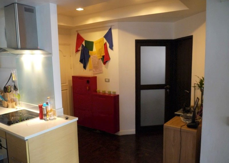 Asoke Tower _Sale_3 beds 2 baths_Entrance
