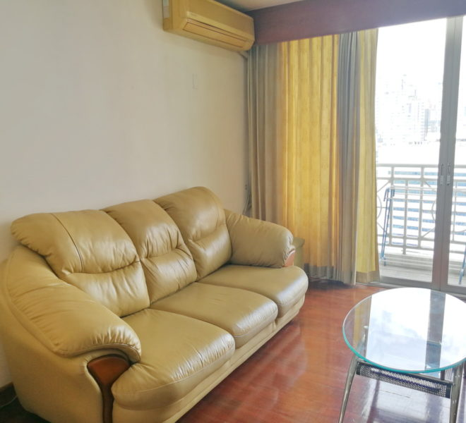 Large 1-bedroom apartment for Rent in Asoke - High Floor - Asoke Place Condo