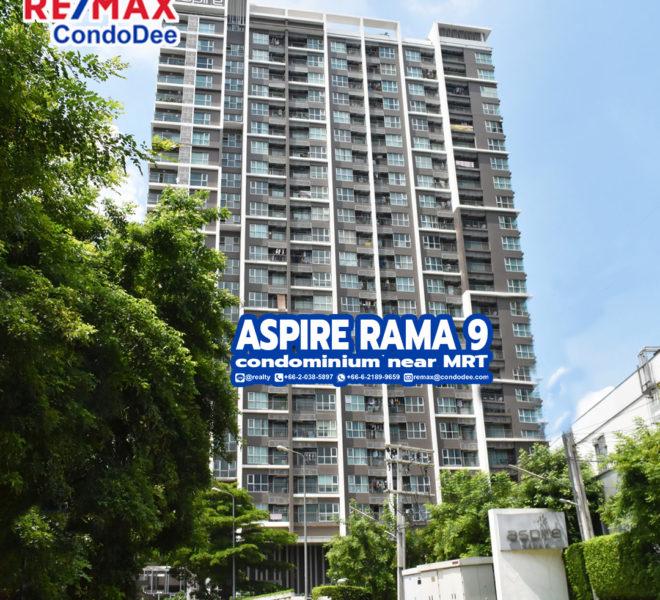 Aspire Rama 9 - REMAX CondoDee