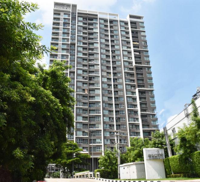 Aspire Rama 9 condominium - building