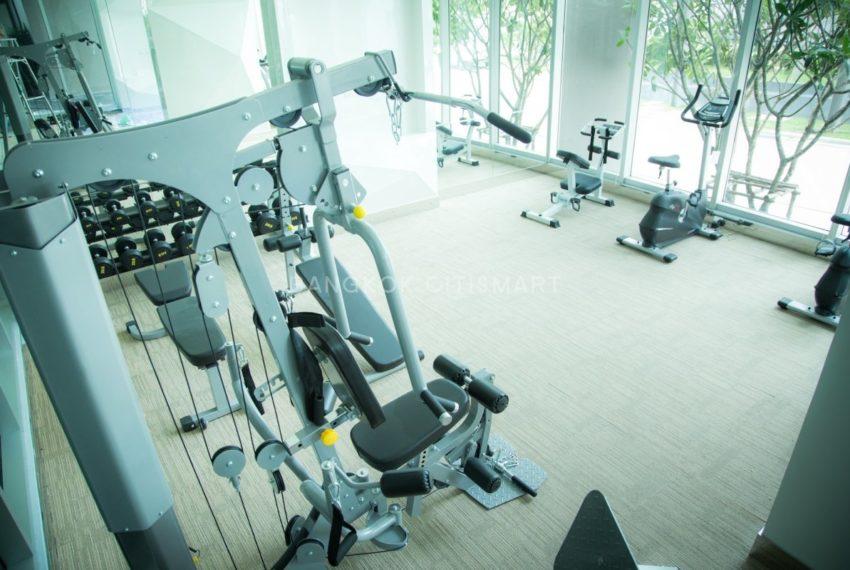 Aspire Rama 9 condominium - fitness