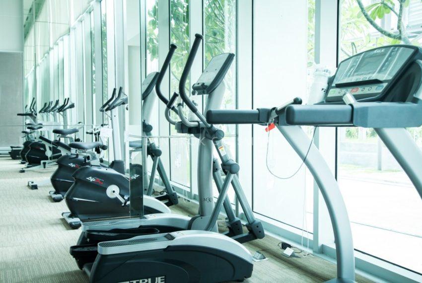 Aspire Rama 9 condominium - gym