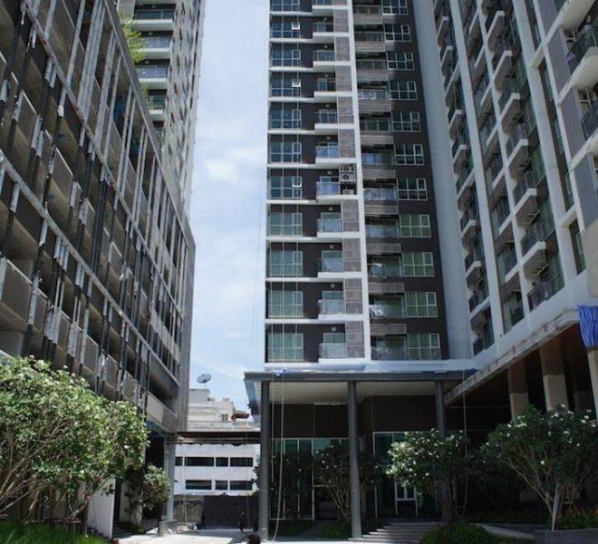 Aspire Rama 9 condominium near Rama 9 MRT