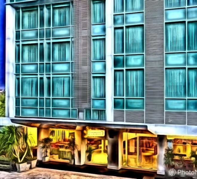 3-star hotel for sale in Asoke near BTS and MRT