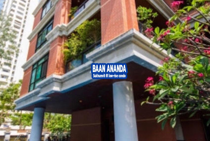 Baan Ananda Sukhumvit 61 - REMAX CondoDee