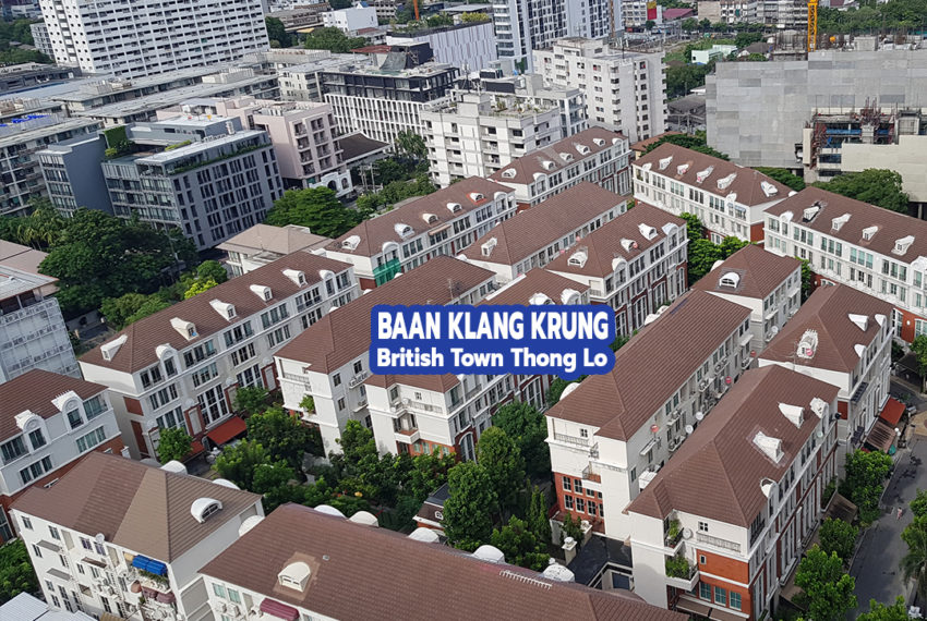 Baan Klang Krung British Town Thonglor 1 - REMAX condoDee