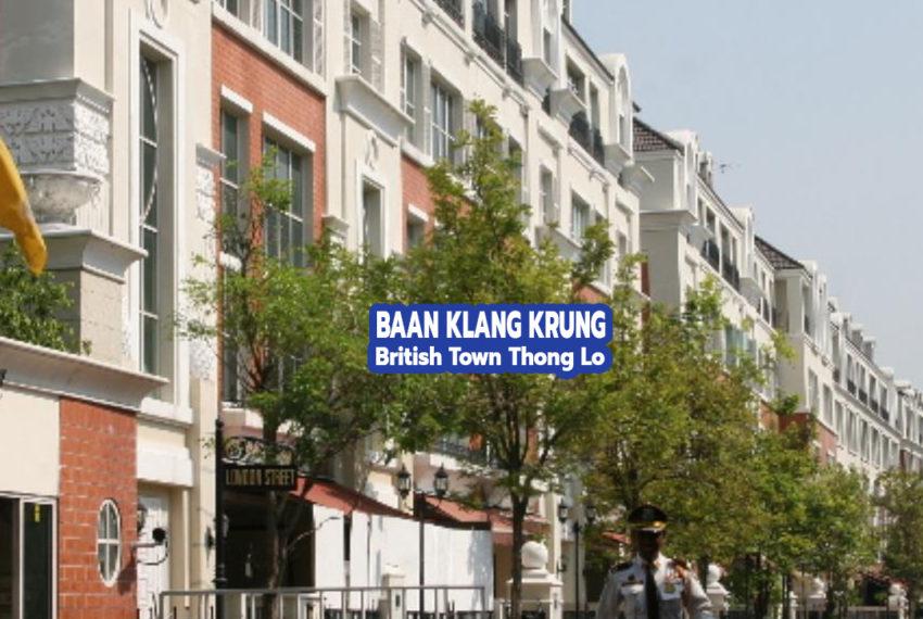 Baan Klang Krung British Town Thonglor - REMAX condoDee