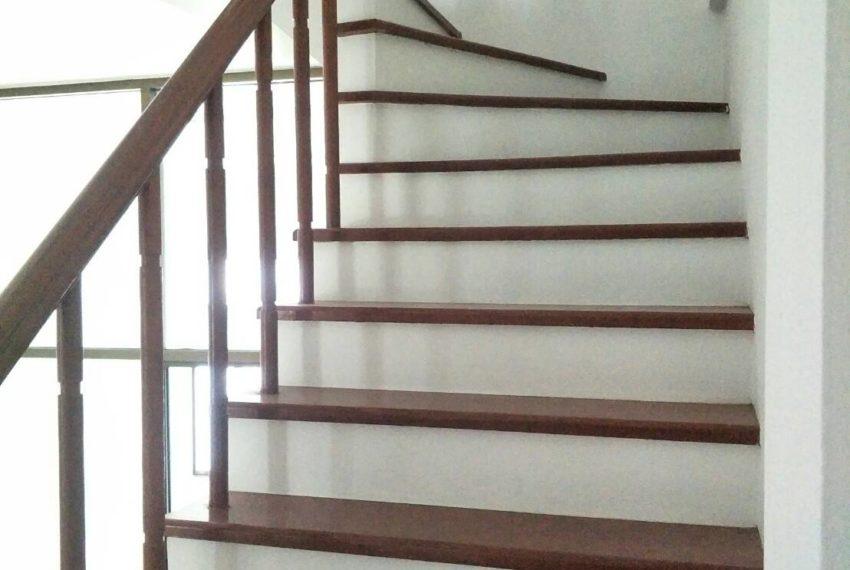 Baan Klang Muang- staircase