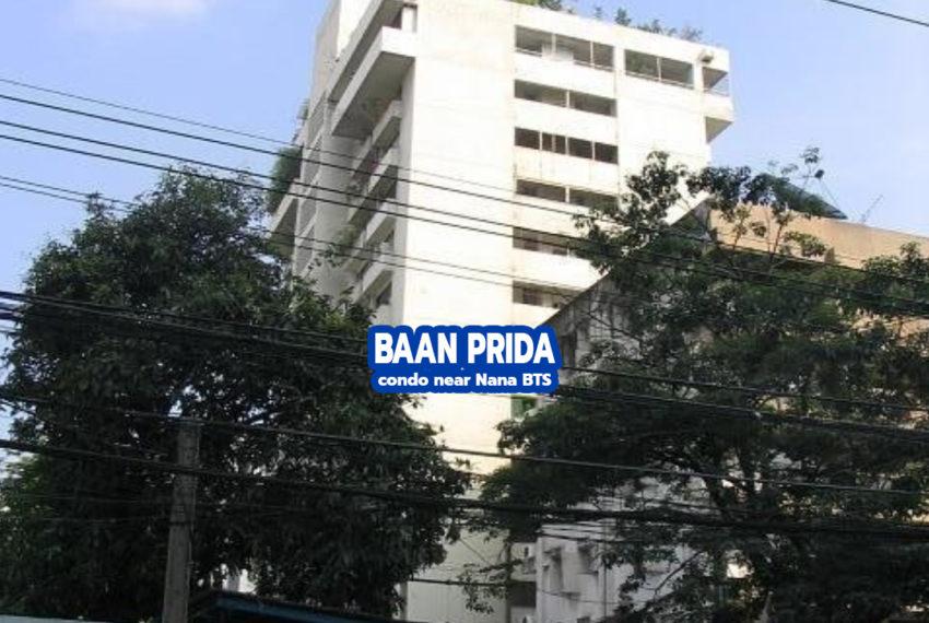 Baan Prida condo 1 - REMAX CondoDee