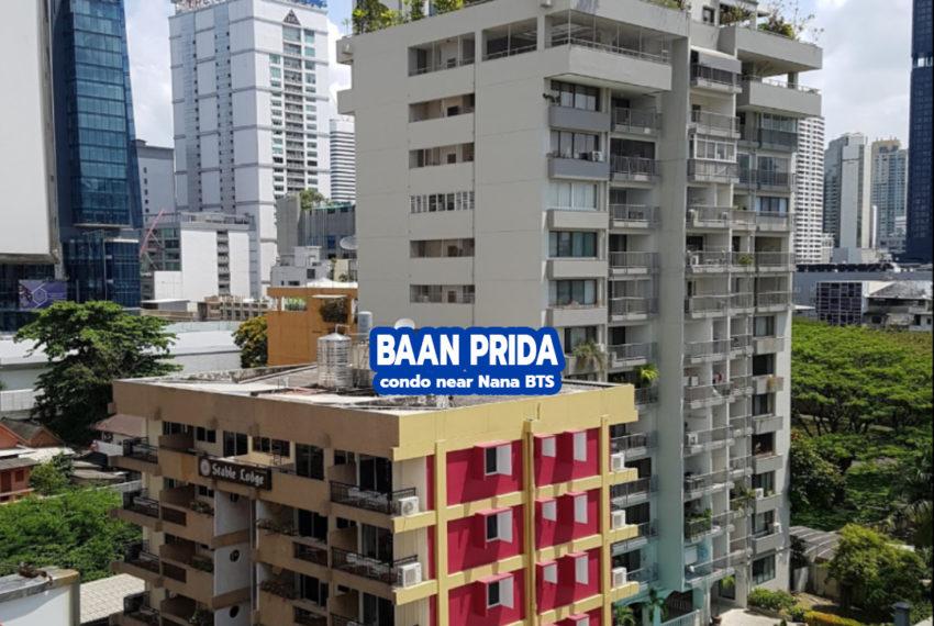 Baan Prida condo 2 - REMAX CondoDee