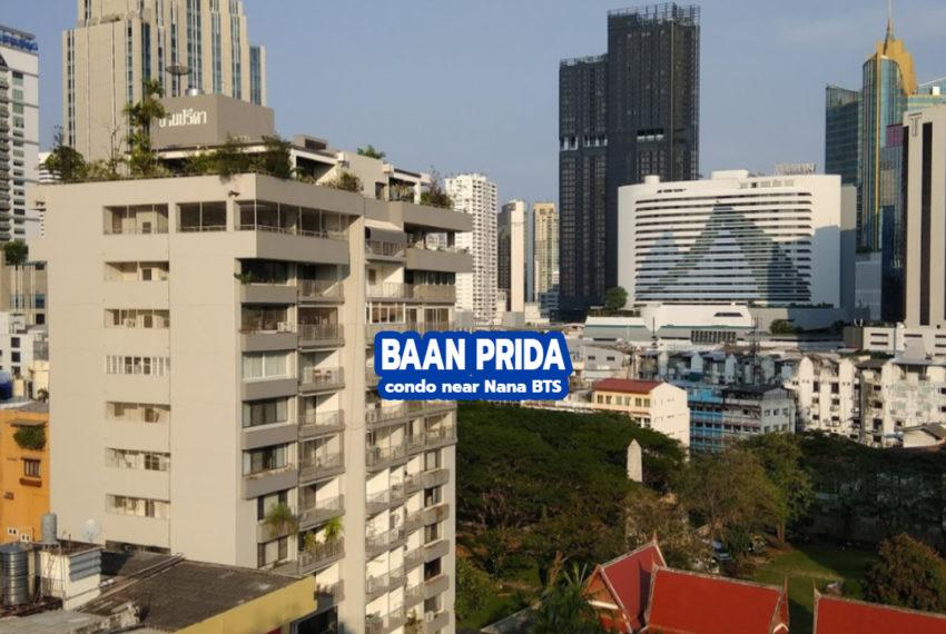 Baan Prida condo - REMAX CondoDee