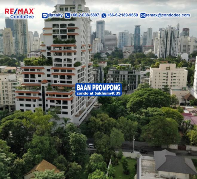 Baan Prompong Condominium at Sukhumvit 39