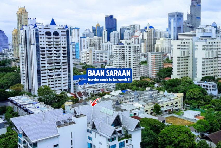 Baan Saraan Sukhumvit 31 - REMAX CondoDee