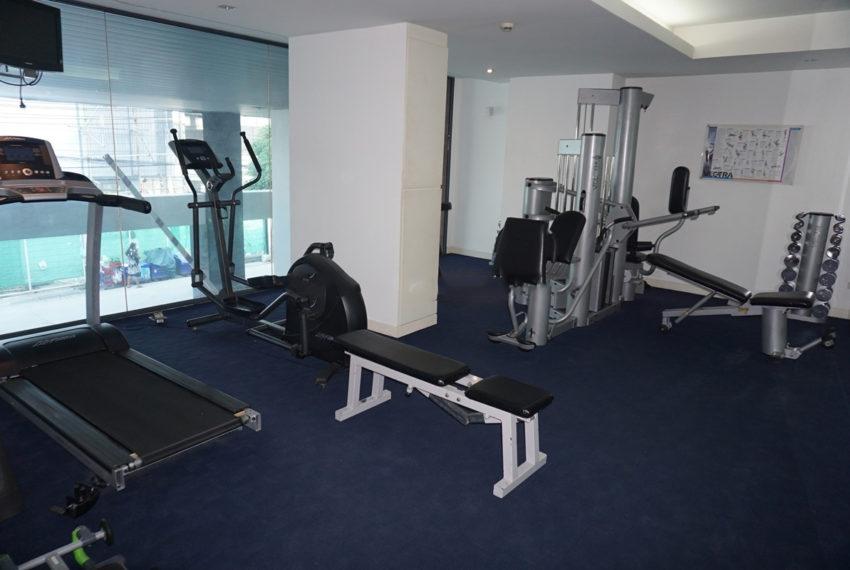Baan Saraan Sukhumvit 31 - gym