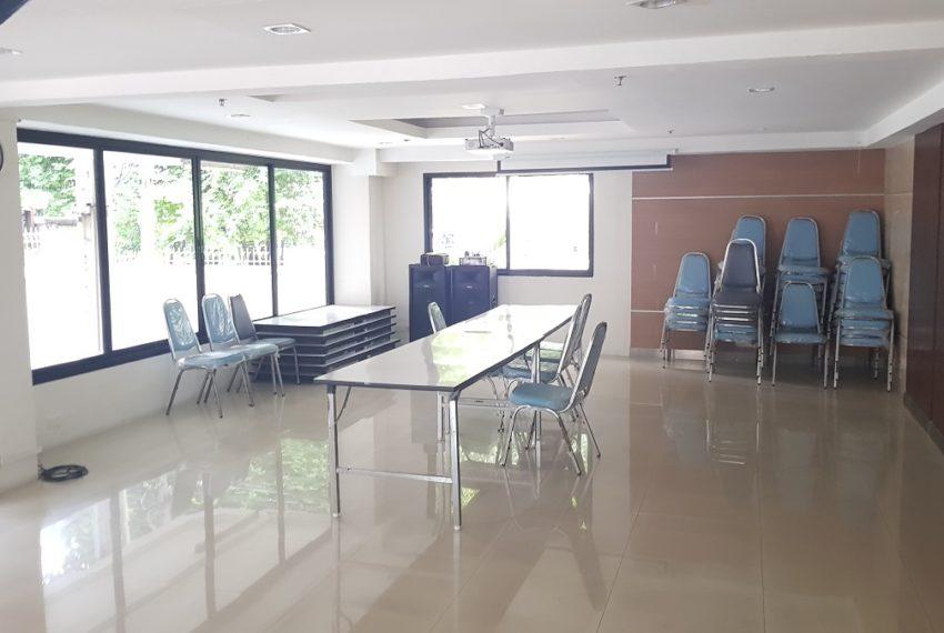 Baan Sathorn condominium - common area
