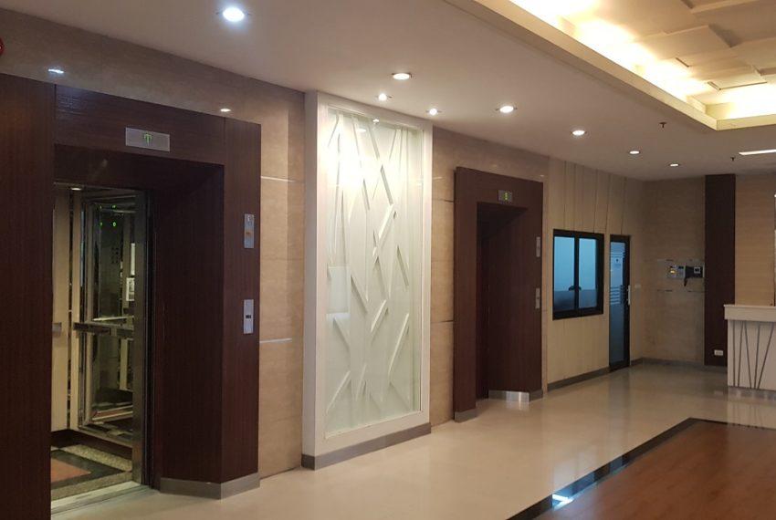 Baan Sathorn condominium - reception