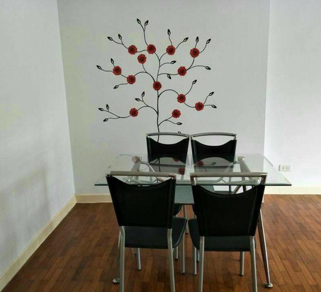 Condo for rent at Sukhumvit 10 - 1 bedroom - big size - Baan Siri 10
