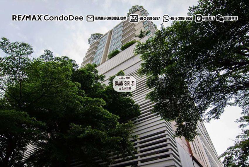 Baan Siri 31 Asok Phrompong Condominium