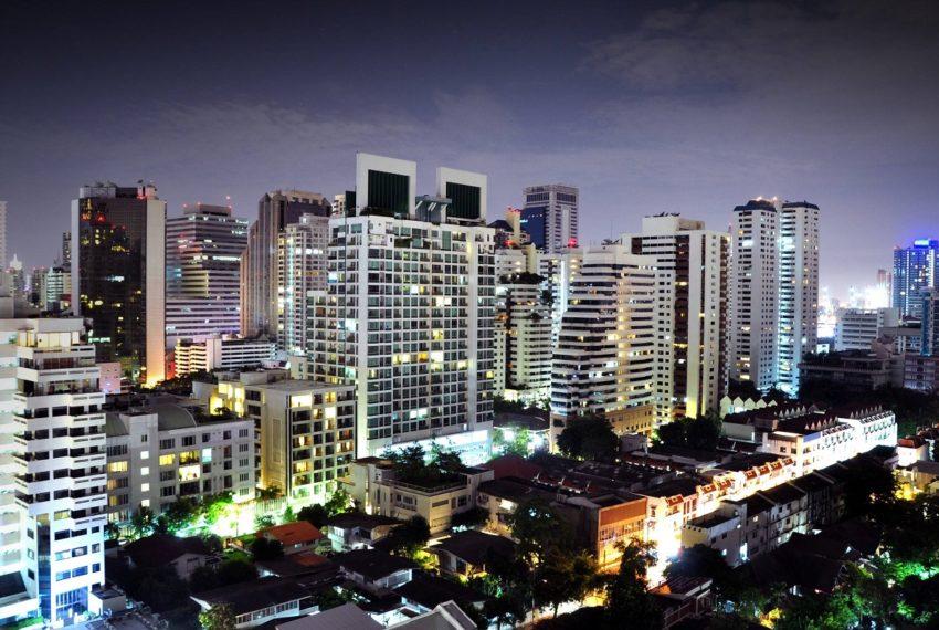 Baan Siri 31 Asok Phrompong Condominium - balcony view