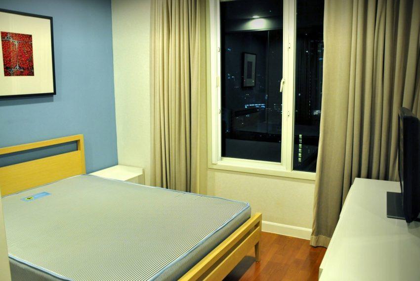 Baan Siri 31 Asok Phrompong Condominium - bed room