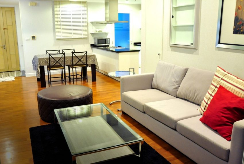 Baan Siri 31 Asok Phrompong Condominium - dinning