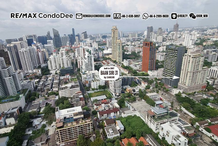Baan Siri 31 condo 1 - REMAX CondoDee