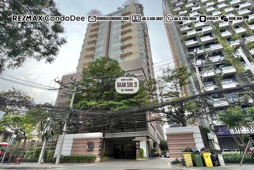 Baan Siri 31 condo - REMAX CondoDee