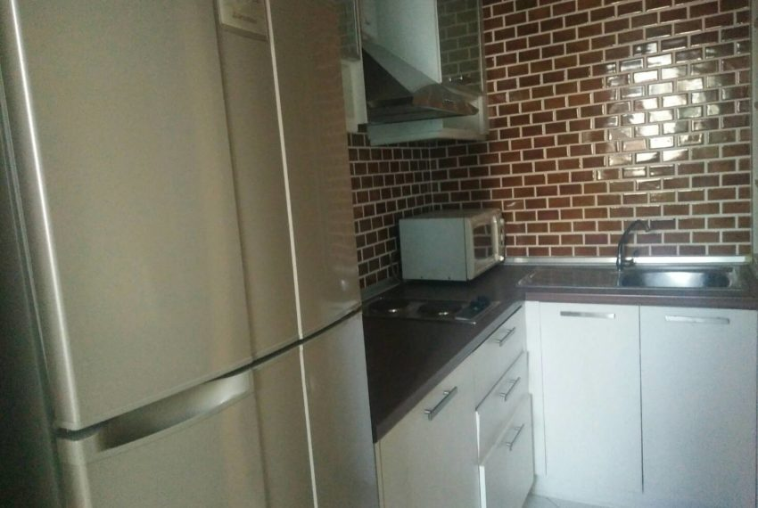 Baan Siri Sukhumvit 10 1b1b sale - kitchen