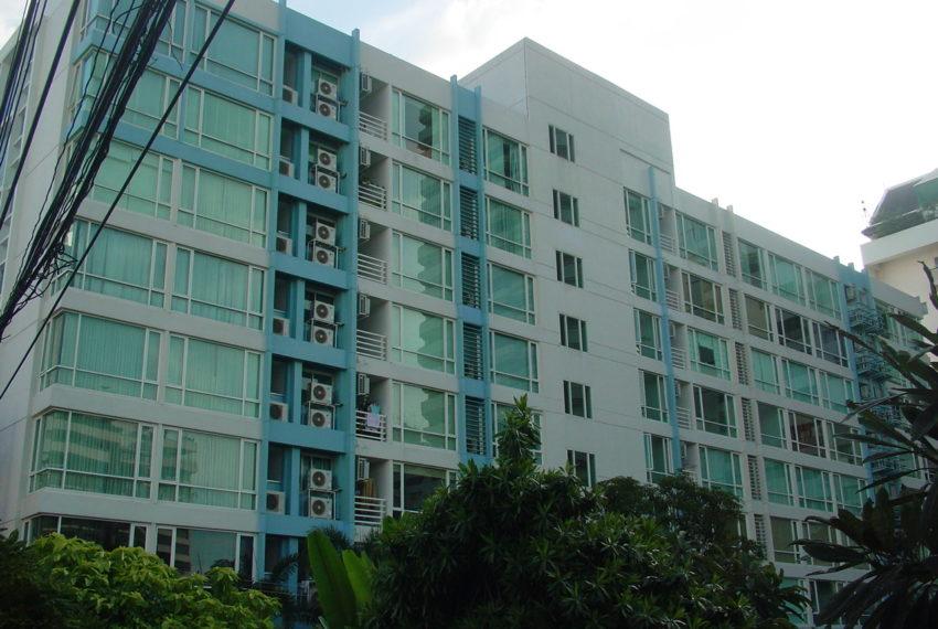Baan Siri Sukhumvit 10 - building