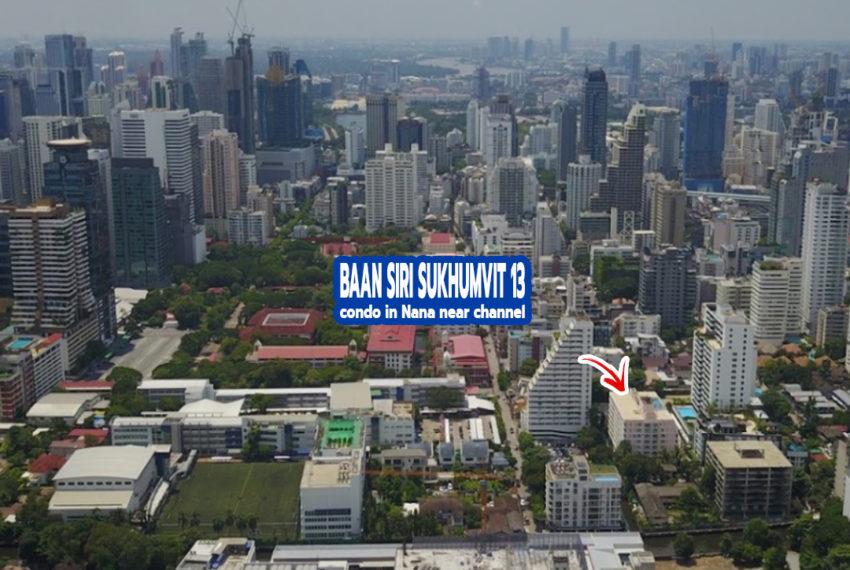 Baan Siri Sukhumvit 13 condo - REMAX CondoDee