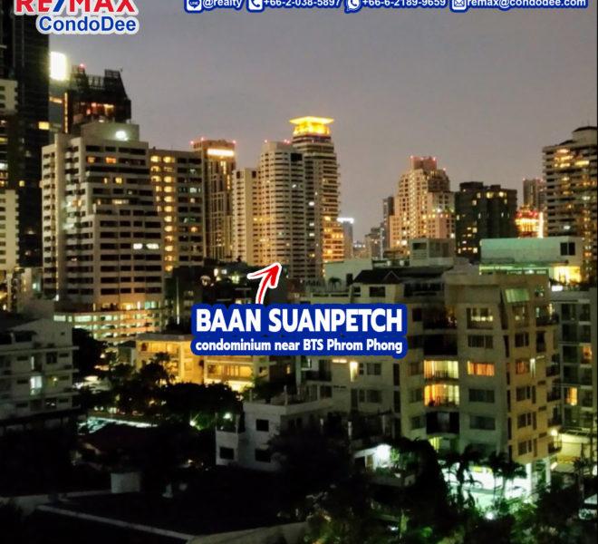 Baan Sunapetch Condominium at Sukhumvit 39 Near BTS Phrom Phong