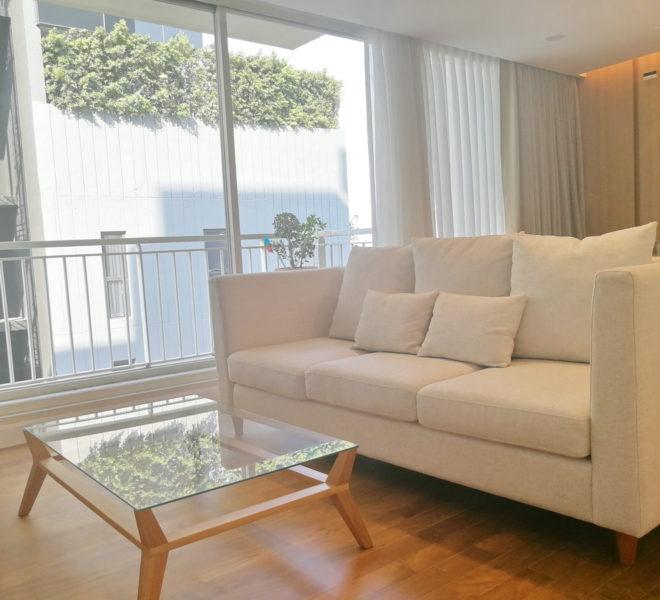 Large flat for sale in Asoke - 3 bedroom - high floor - Baan Siri 31 on Sukhumvit 31