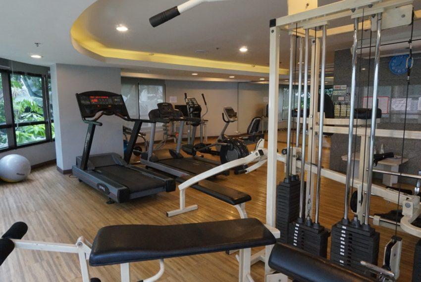 Bann Ploenchit Condo -Fitness 2