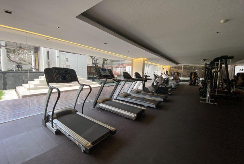 Belgravia Residences - gym