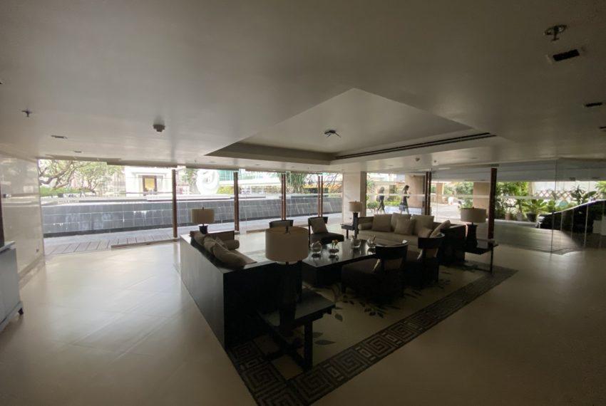 Belgravia Residences - lobby