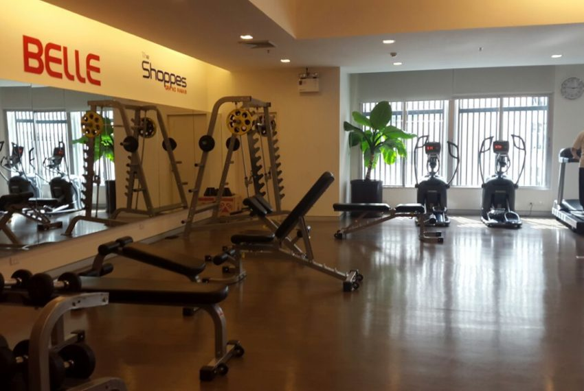 Belle Grand Rama 9 - fitness
