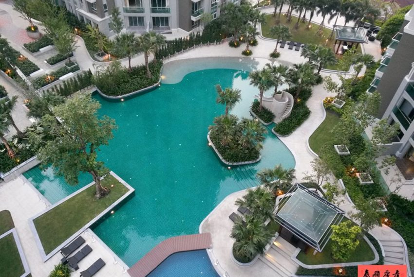 Belle Grand Rama 9 - garden