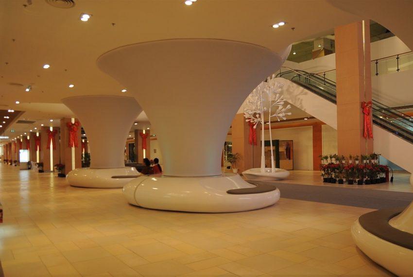 Belle Grand Rama 9 - lobby